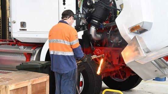 Maintenance Workshop