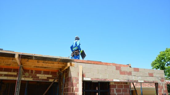 Residential Construction at Height