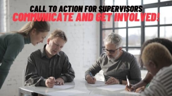 role of a supervisor