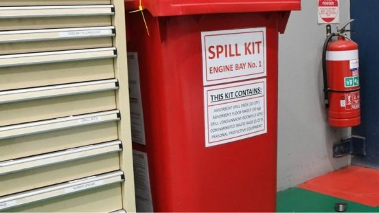 Chemical Spills and Clean Up