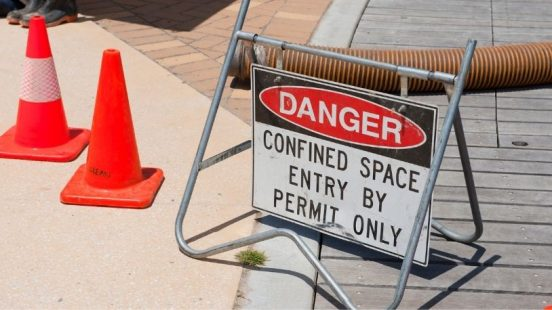 Permit to Work Confined Space